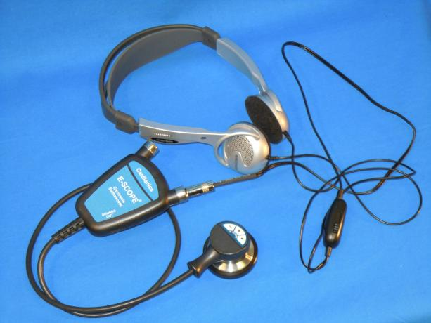 Electronic Stethoscopes - E-Scope Telehealth Unit