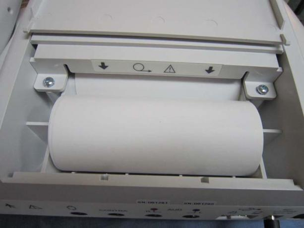 Tympanometers - GSI 39 Auto Tymp - Printer Cover - C - Paper