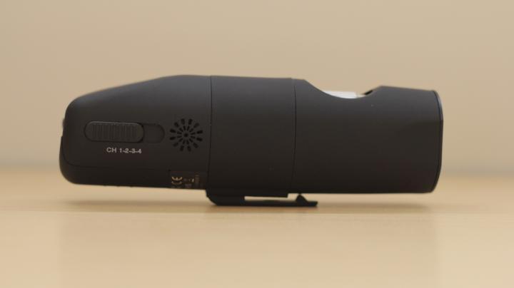 Firefly DE550 - Channel Selector
