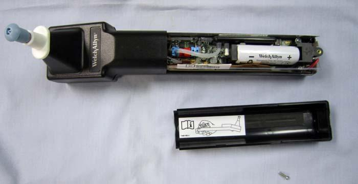 Tympanometers - MicroTymp 3 - Battery Compartment - A