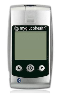 MyGlucoHealth Glucometer - Manufacturer Image