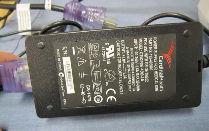 Tympanometers - GSI 39 Auto Tymp - Power Adapter - B