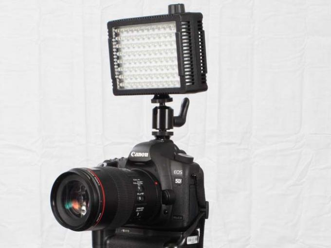 DSLR - Product Shots - External Lighting - Litepanels MicroPro LED