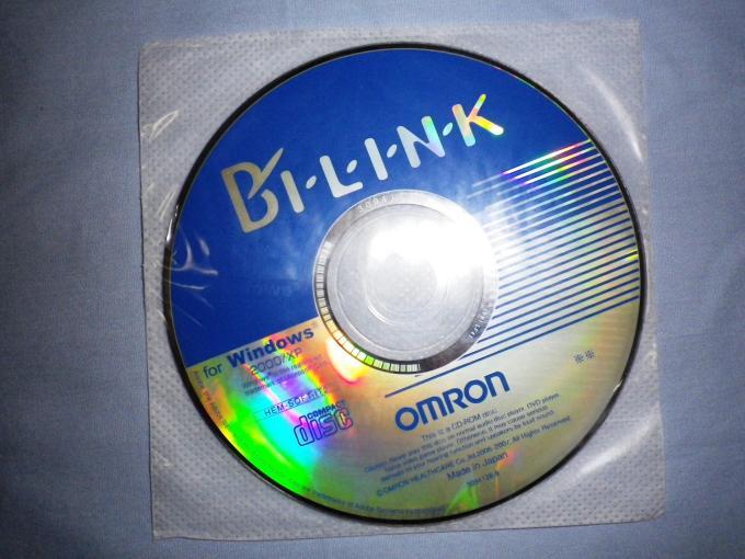 Mobile BP - Omron HEM-670 IT Software