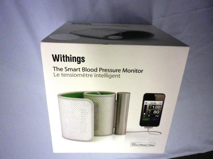 Mobile BP - Withings BP Box