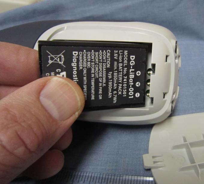 Tympanometers - easyTymp - Handheld Battery In - B